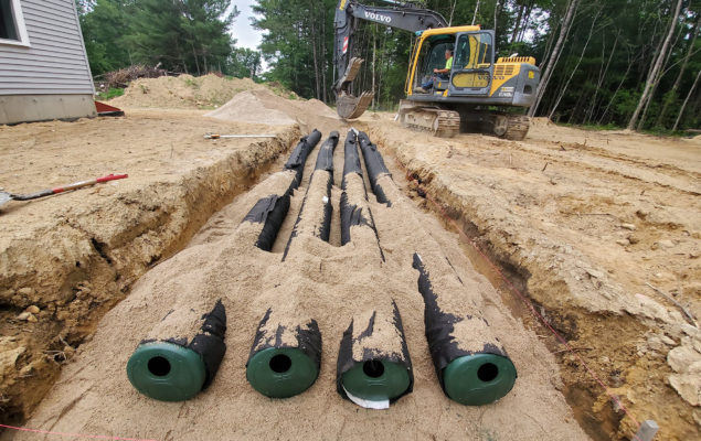 Somersworth, NH (New Septic System)