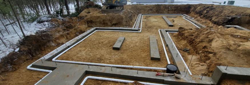 South Berwick, ME (New House Foundation)